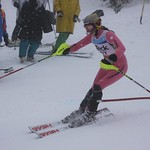Teck Enquist Slalom, January 2012, Mt. Seymour - Cassidy Deane (WMSC) PHOTO CREDIT: Steve Fleckenstein