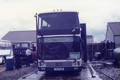 7279 DD. 1983. VanHool Astron (ronnie.cameron2009) Tags: travel coach passengers publictransport coaches newton psv pcv vanhool bustravel coachjourney coachtravel passengertransport newtonstravel newtonscoaches passengertravel smnewton passengerspassengertravelpassengertransport