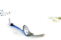 &$%#*! (twm1340) Tags: camera ford sedan tudor wrong setting 1947 ghostcar