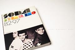Happy Birthday, Soda (kozumel) Tags: music argentina rock 35mm studio book 1982 nikon stock libro pop musica happybirthday 1997 soda february febrero 2012 30years 366 felizcumpleaos sodastereo gustavocerati 30aos sudamericana kozumel zetabosio charlyalberti camiloruedalopez flickr:user=kozumel flickr:user=42962212n00 nikond7000 twitter:user=kozumel lastfm:user=kozumel web:site=kozumelinfo flickr:userid=42962212n00 twitter:username=kozumel dopplr:traveller=kozumel flickr:userid=kozumel camiloruedalpez soda30aos happybirthdaysoda