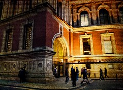 London's Royal Albert Hall