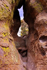 Echo Canyon Trail - Grotto area - Chiricahua National Monument (Al_HikesAZ) Tags: county camping arizona usa monument rock hiking path echo az canyon hike adventure formation trail national grotto lichen rhyolite cochise grottoes chiricahuas tuff welded rockformation chiricahua cochisecounty weldedtuff chiricahuanationalmonument echocanyontrail azhike alhikesaz