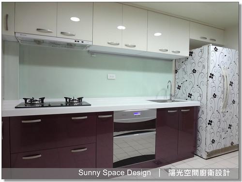 廚具│廚具大王│廚房設計-新店僑愛六路林先生廚具-陽光空間廚衛設計