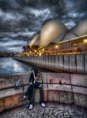Opera House Romance in a Grunge World