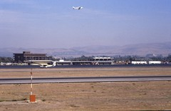 John Wayne Airport, circa 1980 (Orange County Archives) Tags: california history airport historical southerncalifornia orangecounty sna johnwayneairport orangecountyairport orangecountyarchives orangecountyhistory