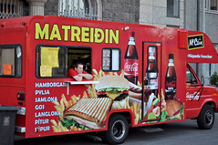 Matreiin (Steini789) Tags: red food truck fast thinking grumpy lkjartorg matreiin