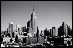 Timeless - Empire State Building and Midtown Skyscrapers of the New York City Skyline (Vivienne Gucwa) Tags: nyc newyorkcity travel urban blackandwhite bw ny newyork skyline architecture cityscape skyscrapers manhattan urbanexploration esb empirestatebuilding gothamist chryslerbuilding curbed gawker blackandwhitephotography urbanphotography midtownmanhattan newyorkpictures wnyc newyorkcityskyline nycphoto nycskyscrapers cityphoto cityphotography newyorkcityviews newyorkphoto nycphotography newyorkcityphotography newyorkcityskyscrapers midtownmanhattanarchitecture viviennegucwa viviennegucwaphotography bestplacesnewyork blackandwhitenewyorkcityphotography iconicnewyorkcityview iconicempirestatebuilding