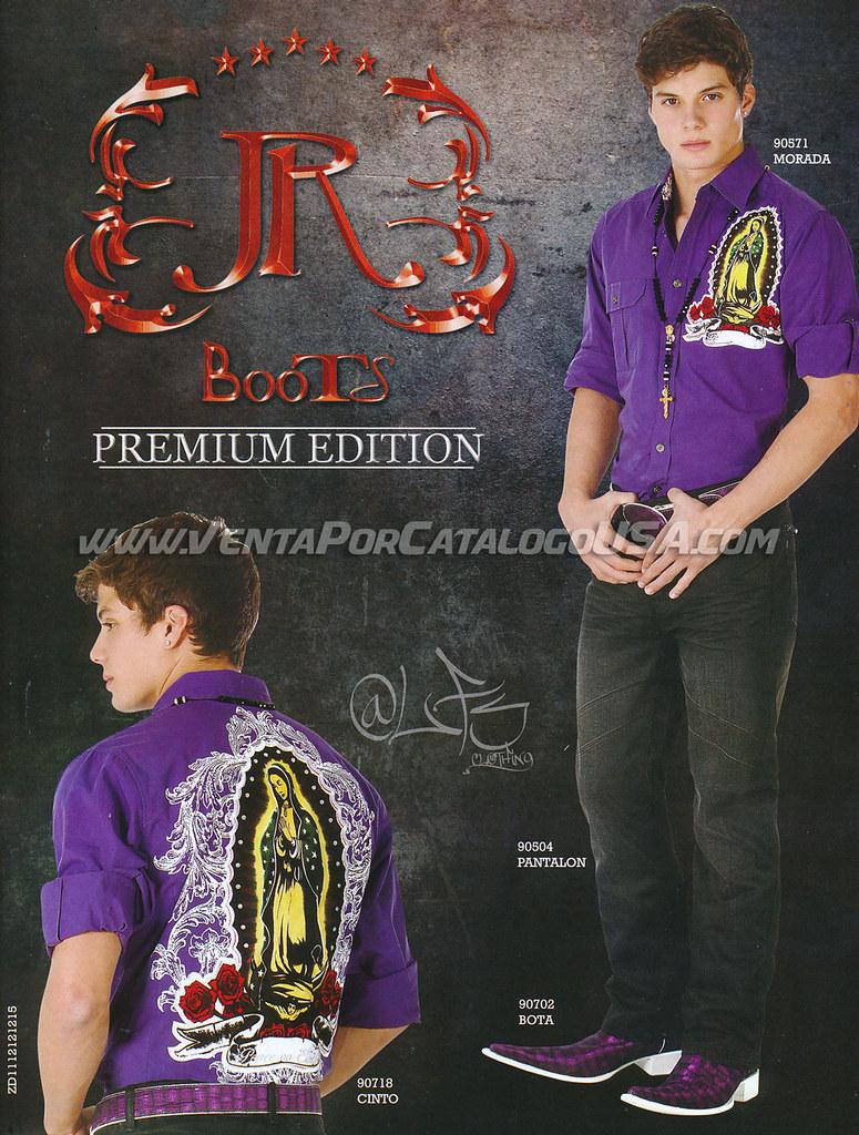 4b396f19f 690 de Catalogo Jr Boots 2012 tiene Botas Vaqueras Mexicanas Online Negocio  Internacional