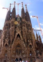 20.09.2011: Sagrada Família von Antoni Gaudí