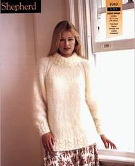 Shepherd_1804 (Homair) Tags: vintage sweater fuzzy shepherd fluffy mohair