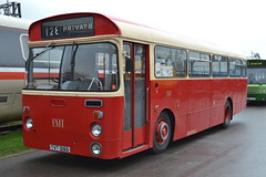 Preserved PMT SN1128 TVT128G (Will Swain) Tags: travel bus heritage buses train march day 5 centre transport trains running crewe april 5th 2014 potteriesmotortraction preservedpmtsn1128tvt128g