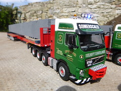 Somerscales (A9 AWM) Tags: volvo 150 wsi brora heavyhaulage 150scale somerscales