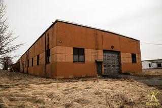 Abandonded Seneca Army Depot-21