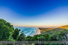 Sunrise at Smoky Cape (Amazing Sky Photography) Tags: ocean beach forest sunrise twilight australia nsw hdr smokycape hatheadnationalpark