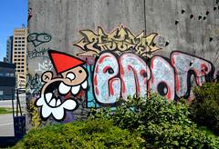 graffiti utrecht (wojofoto) Tags: holland graffiti utrecht nederland netherland hof eror grindbak wolfgangjosten wojofoto