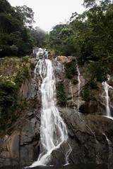Salto de la Cuba (Pam Pérez) Tags: de la san colombia natural cuba paisaje salto luis cascade antioquia cascada