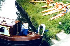 Slide 061-20 (Steve Guess) Tags: river canal leicestershire pegasus union grand loughborough soar