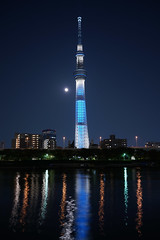 DSC01090 (Zengame) Tags: tower japan architecture night zeiss tokyo sony illumination landmark illuminated jp   rx iki      skytree rx1   tokyoskytree  rx1r rx1rm2 rx1rmark2