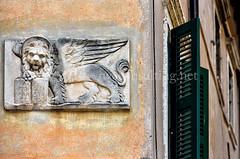 Lazise - Dettaglio (Alessandro__78) Tags: d750 leone lagodigarda lazise 2016 leonealato