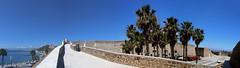 PANORAMA 369 (anyera2015) Tags: panorama canon panormica ceuta murallasreales canon70d