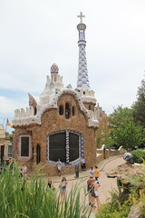 Park Guell3 (laedri52) Tags: barcelona park architecture spain parcguell parkguell mimari parkgell barselona ispanya
