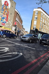 DSC_4409 Great Eastern Street Confusing New Cycle Superhighway Crossing (photographer695) Tags: street new crossing great cycle eastern superhighway confusing