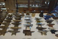 Tiny Anvils (Heath & the B.L.T. boys) Tags: california metal ironwork blacksmith anvil