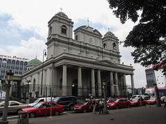 """San José: la Cathédrale Métropolitaine <a style=""""margin-left:10px; font-size:0.8em;"""" href=""""http://www.flickr.com/photos/127723101@N04/26824956716/"""" target=""""_blank"""">@flickr</a>"""