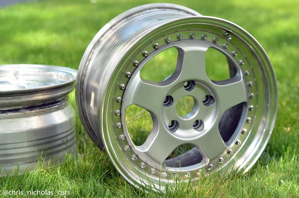 OZ Pegasus (CHRIS_NICHOLAS_CARS) Tags: wheel three oz pegasus wheels scene piece slammed stance