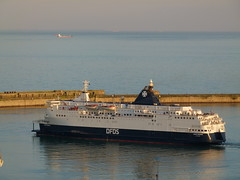 DFDS'  Calais Seaways (Mr Lobster) Tags: ferry dover calais dfds