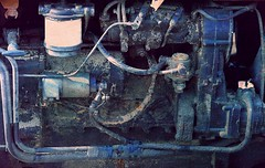 Absolute Power (Steve Lundqvist) Tags: tractor closeup engine motor powertrain motore