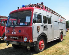 PPV 929R (Nivek.Old.Gold) Tags: water bedford angus tender 1976 1260 tkg hcb suffolkfireservice