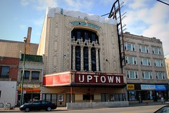 Uptown Theatre, Chicago Illinois (Cragin Spring) Tags: old city urban chicago cinema classic illinois midwest treasure theatre broadway chitown palace historic il neighborhood uptown movies chicagoillinois chicagoil windycity uptowntheatre