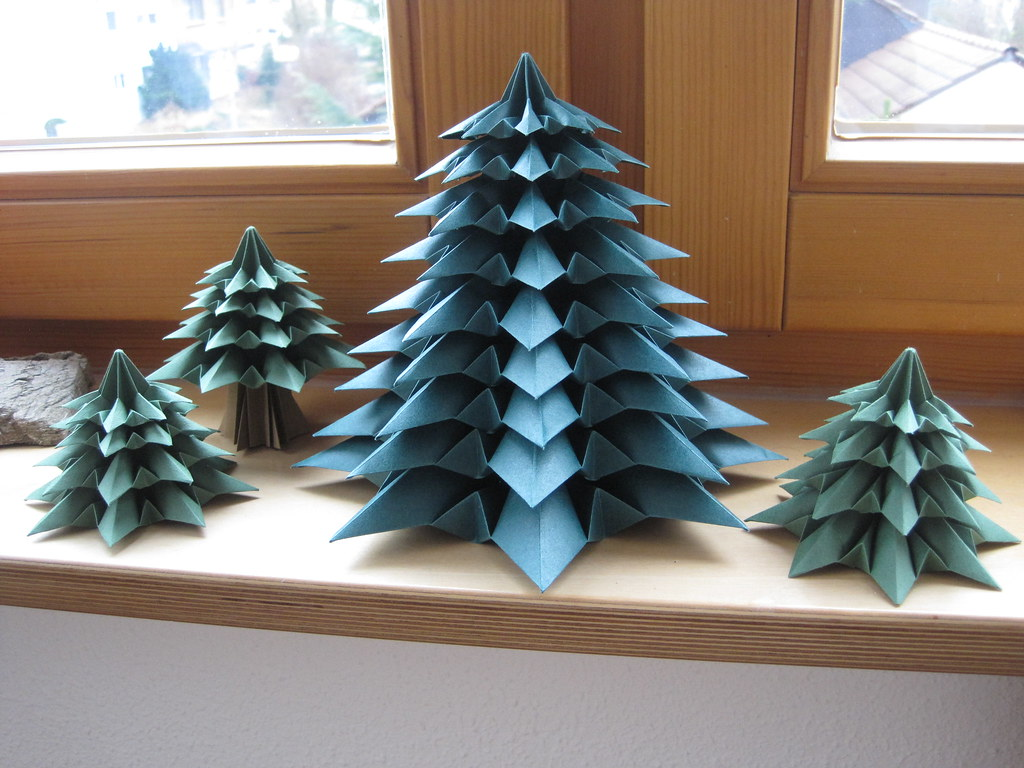 the world 39 s best photos of alberodinatale and origami flickr hive mind. Black Bedroom Furniture Sets. Home Design Ideas
