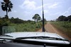 On the road (Humanity & Inclusion UK) Tags: female danger women accidents landmines conflict senegal casamance handicapinternational weapons amputee demining disability risks mineclearance