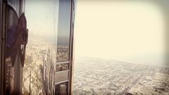 Burj Khalifa ISM (krypn) Tags: dubai atthetop burjdubai ishotmyself dubaj burjkhalifa