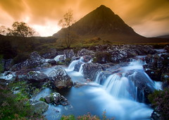 Dawn breaks over the Scottish Highlands (PeterYoung1.) Tags: mountains landscape scotland highlands scenic wow1 wow2 wow3 wow4 wow5