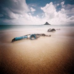 a different pipeline (art y fotos) Tags: 120 6x6 mediumformat hawaii holga oahu handmade pipe bamboo pinhole homemade flotsam bambole beachcombing kualoa chinamanshat pinholga mokolii kodakportra160 kualoaregionalpark lebambolemkvii