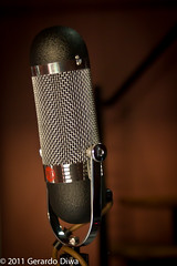 AEA R84 (DJV) ribbon mic/microphone (soundweavers) Tags: d50 microphones mic ribbonmic studiomic ribbonmicrophones studiomicrophones