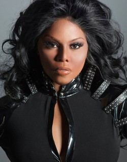 LIL KIM Kontrol Magazine Photoshoot