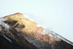 ORO! - [Explore] (Vulcanian) Tags: winter sky snow ski clouds volcano lava nikon tramonto crater cielo neve ash sicily sulfur inverno etna slope eruption sicilia magma vulcano cratere lavaflow cenere colata eruzione paroxysm colatalavica southeastcrater parossismo crateredisudest