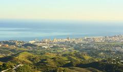 Utsikt över Fuengirola från Mijas