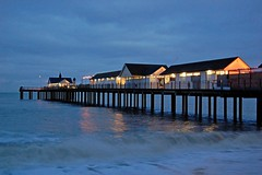 Southwold Pier, Suffolk (DaveJC90) Tags: christmas wood xmas longexposure light sea cloud colour detail building art beach water beautiful stone night wow evening bay pier suffolk twilight perfect exposure artist colours afternoon cloudy sharp northsea artists absolutely inside 1001nights southwold soe dull goldstar autofocus sharpness wow1 wow2 wow3 wow4 metel chariots topshots shieldofexcellence betterthangood worldwidelandscapes naturespotofgold perrrfect absolutelyperrrfect theoriginalgoldseal mygearandme blinkagain chariotsofartists bestofblinkwinners flickrstruereflection1