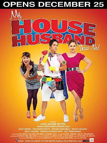 My House Husband Ikaw Na (Poster)