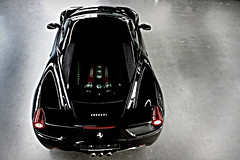 Ferrari 458 Italia Nero (T570-Photography) Tags: black italia stuttgart f1 ferrari enzo carbon nero schwarz v8 maranello 458 carbonceramic automotiv ferrariphotography t570photography sarigiannidisphotography automotivphotographer ferrarifotograf
