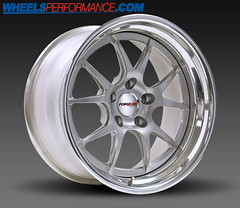 FORGELINE GA3 SILVER CENTERS / POLISHED OUTER LIPS (WheelsPerformance) Tags: silver wheels lips outer forged polished centers ga3 forgeline wheelsperformance