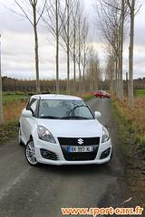 Essai nouvelle Suzuki Swift Sport 6