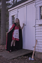 IMG_1510 (gmgphotography) Tags: red house river blood woods over riding horror hood through ax grandmas gory