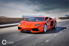 Lamborghini Aventadoor LP700-4 (Tareq Abuhajjaj | Photography & Design) Tags: tareqdesign lamborghini aventadoor lp700 car d700 photo nikon nice moon black ksa arabia 2010 abuhajjaj high gear flickr fast design tareq photography power red rims riyadh saudi speed sport top tareqmoon tareqdesigncom    white    d90 wheels bw manual night big fiber lights light 070 v12