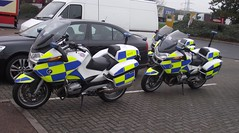 Essex Police / BMW R1200 / Roads Policing Unit Motorbikes / QT51 + QT58 / EU10 ETO + EU58 KXK (Chris' 999 Pics) Tags: old uk blue light england woman man film speed lights bill pc bars pix order fuji cops united nick fine blues police samsung kingdom finepix copper and fujifilm service law hd enforcement breakers emergency 112 essex siren coppers arrest policeman 999 constable 991 twos strobes policing lightbars rotators vluu pl81 pl90 sl630 leds esspol s2750